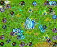 Карта для настольной игры