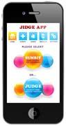 Интерфейс для мобильного приложения