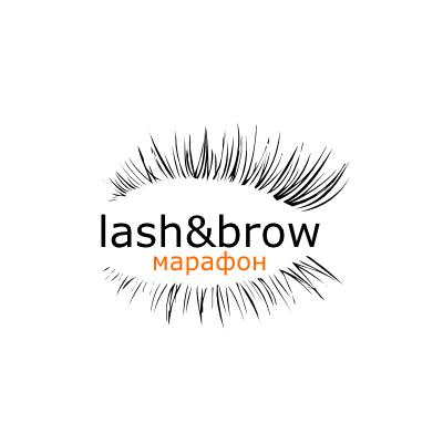 """Создание логотипа мероприятия """"Марафон Lash&Brow"""" фото f_66958f63bb2739fa.png"""