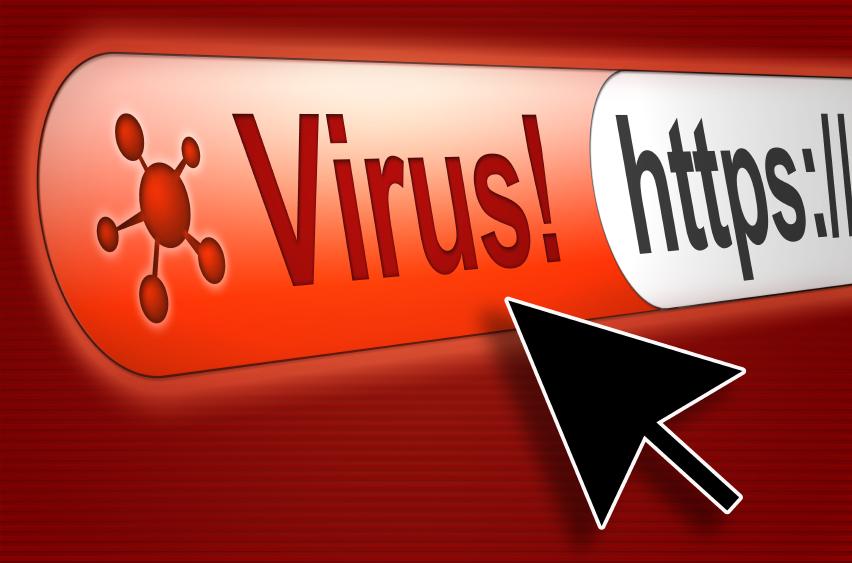 Удаление вирусов на сайте