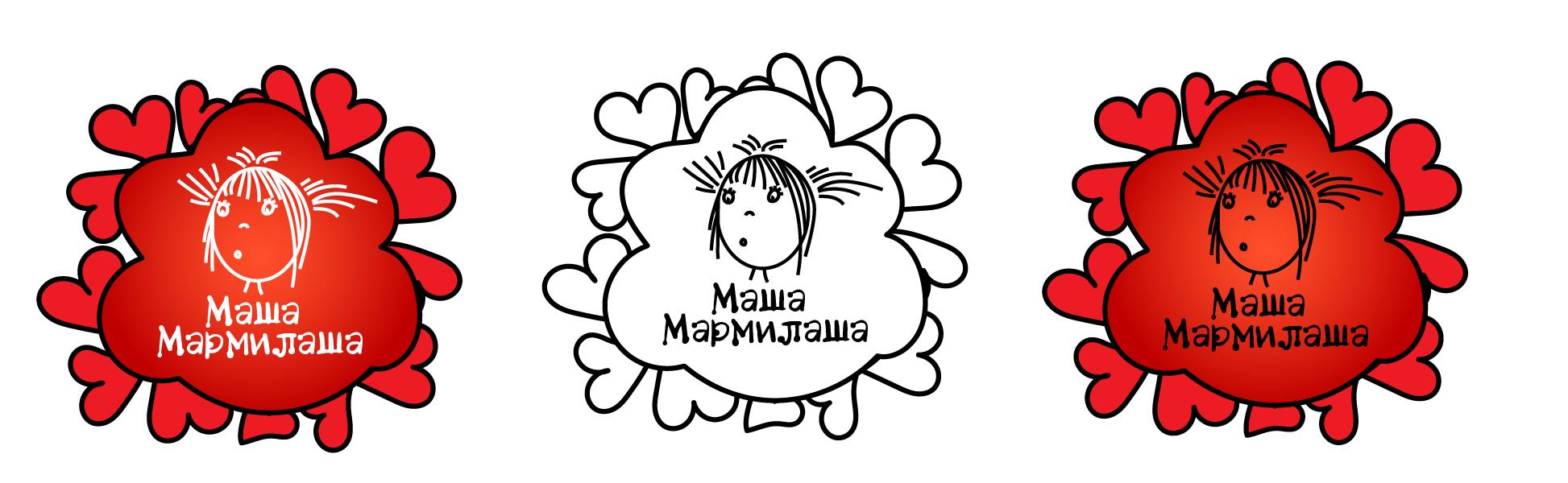 "Логотип для товарного знака ""Милаша-Мармилаша"" фото f_509587b9678d71c4.png"