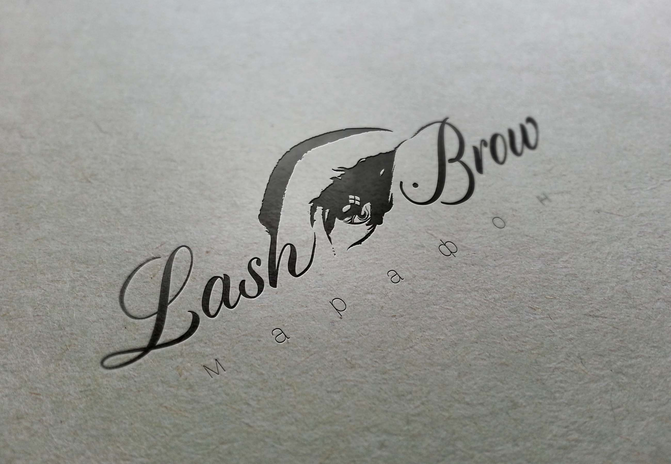 "Создание логотипа мероприятия ""Марафон Lash&Brow"" фото f_67558f7654001745.jpg"