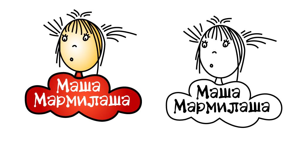 """Логотип для товарного знака """"Милаша-Мармилаша"""" фото f_736587b967266620.png"""