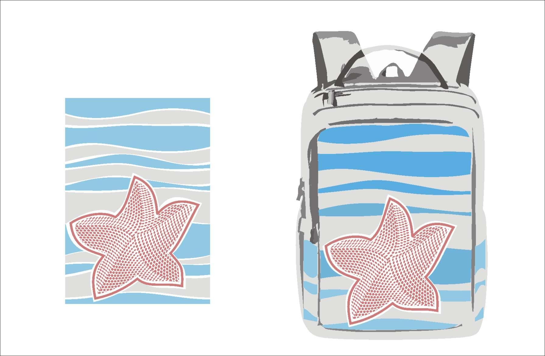 Конкурс на создание оригинального принта для рюкзаков фото f_3765f87198bccc7e.jpg