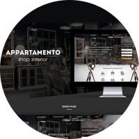 Интернет-магазин Appartamento