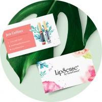 Визитка LipSense