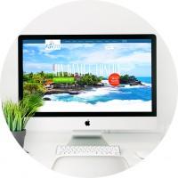 Landing Page На Бали с FunCpa