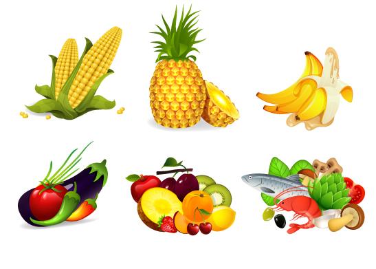 Фруктово-овощная смесь