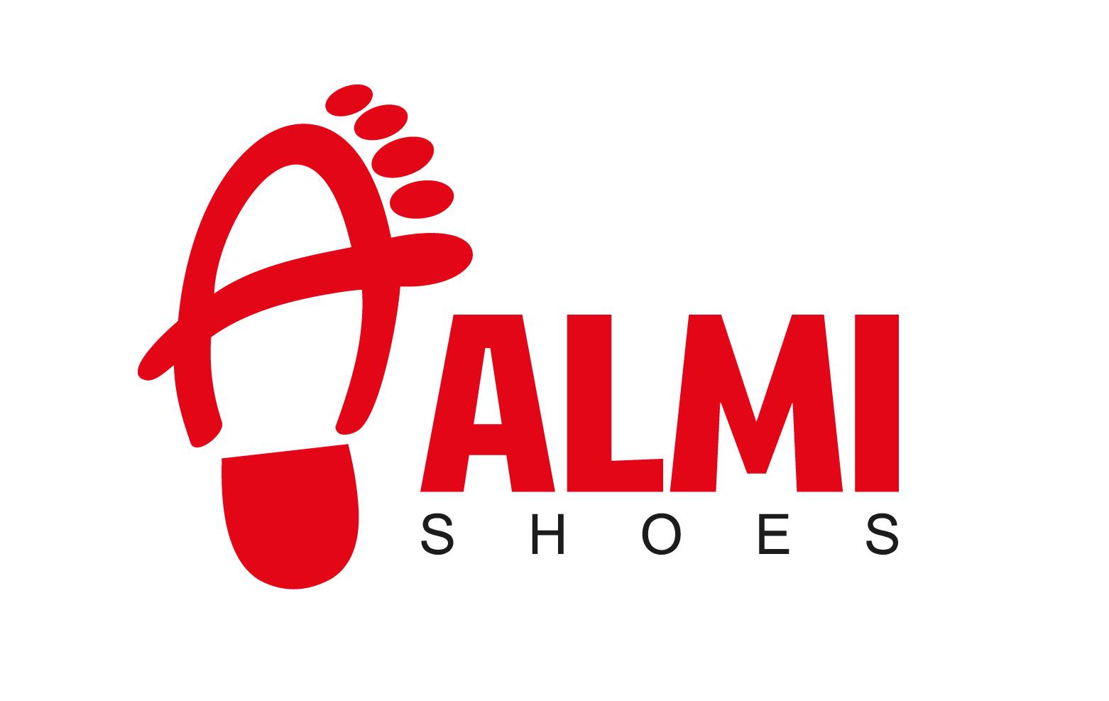 Дизайн логотипа обувной марки Алми фото f_13459f81d9851c8d.jpg