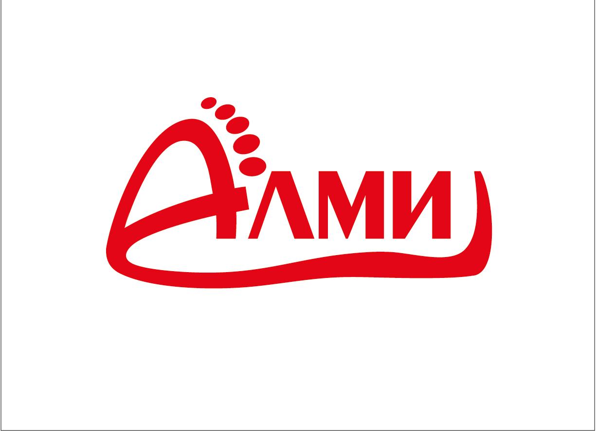 Дизайн логотипа обувной марки Алми фото f_20959f4524f99550.jpg
