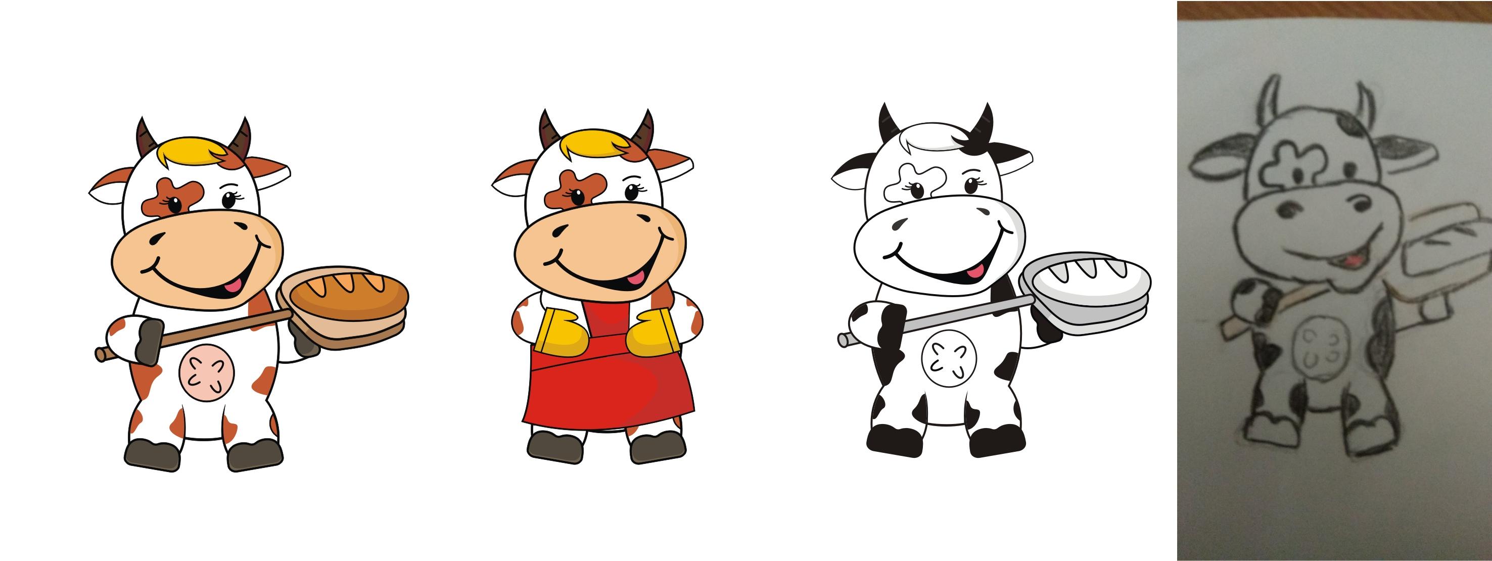Логотип для Бургерной с Пекарней фото f_2275e1a327209449.jpg