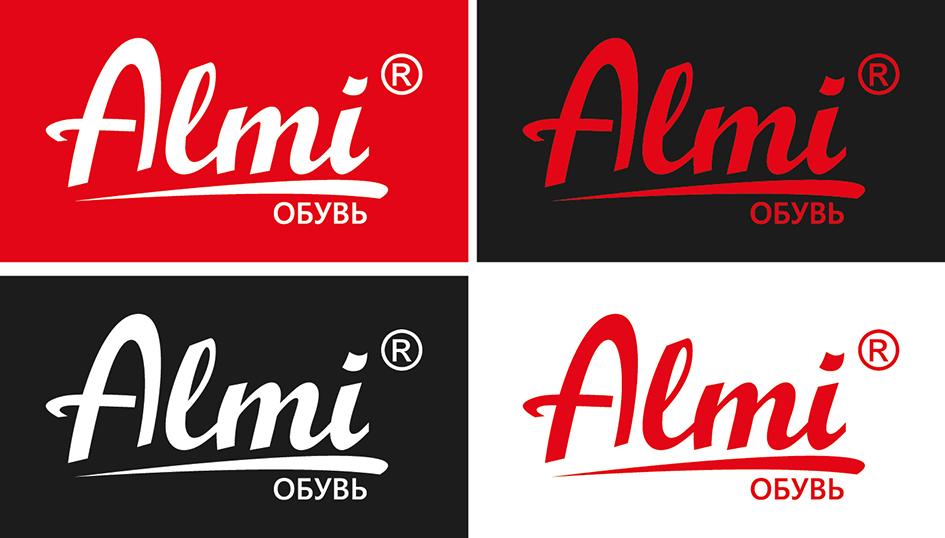 Дизайн логотипа обувной марки Алми фото f_63259ec798d584cb.jpg