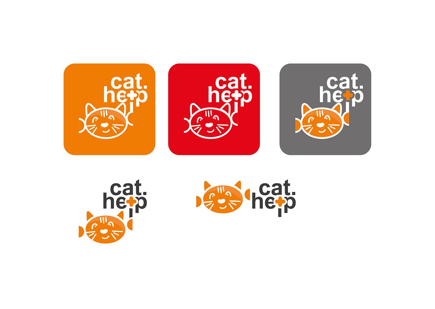 логотип для сайта и группы вк - cat.help фото f_77259e3bcb4402ab.jpg