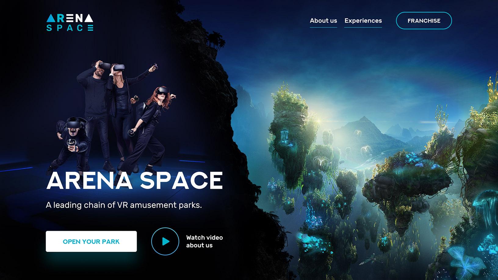 Промо-арт - Arena Space