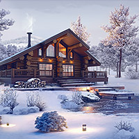Северный Дом Вятка - Деревянные дома