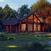 Северный Дом Вятка – Деревянные дома 2