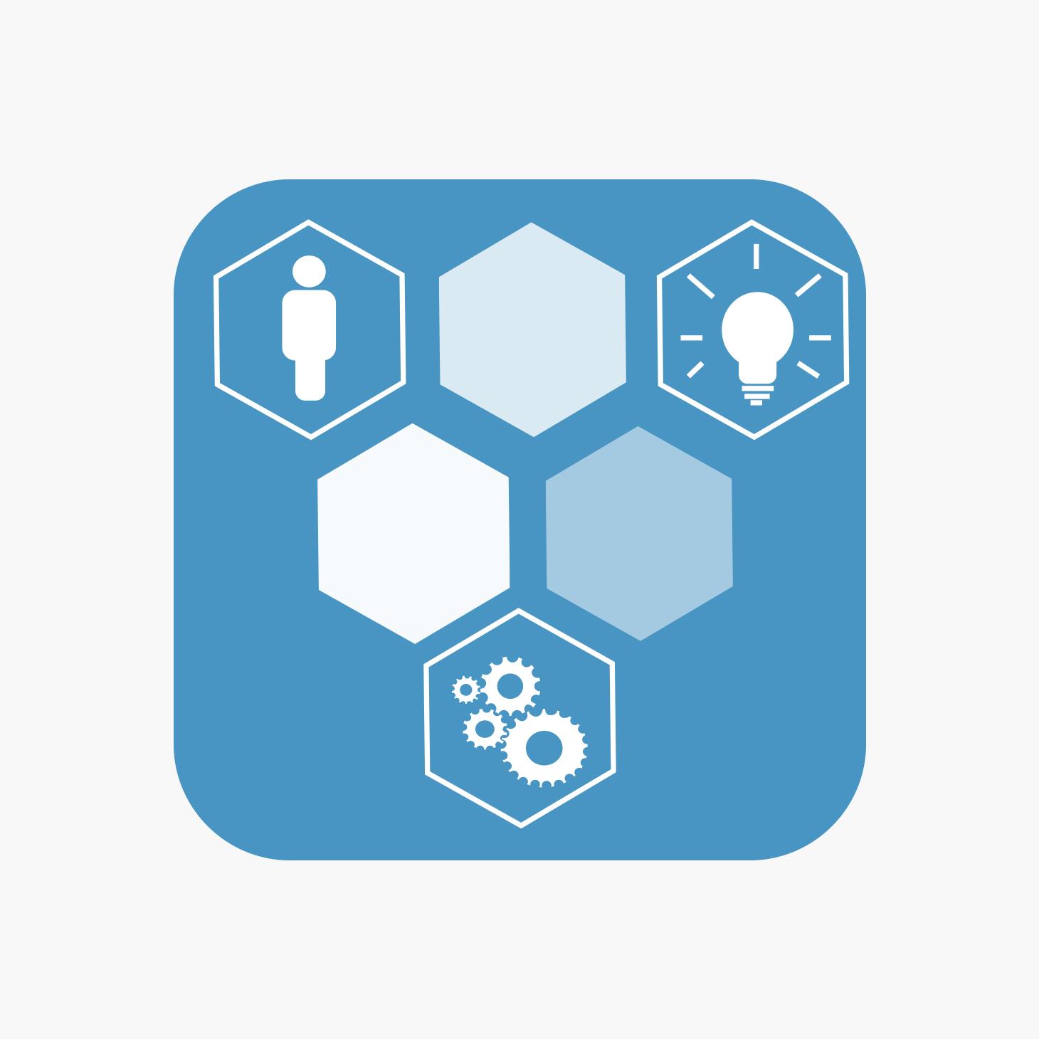 Логотип / иконка сервиса управления проектами / задачами фото f_4875975bd8b781ea.jpg