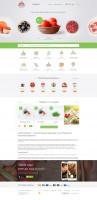 Сервис доставки продуктов из магазинов и торговых центров