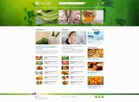 Информационный портал о народной медицине Fito-life вариант №2