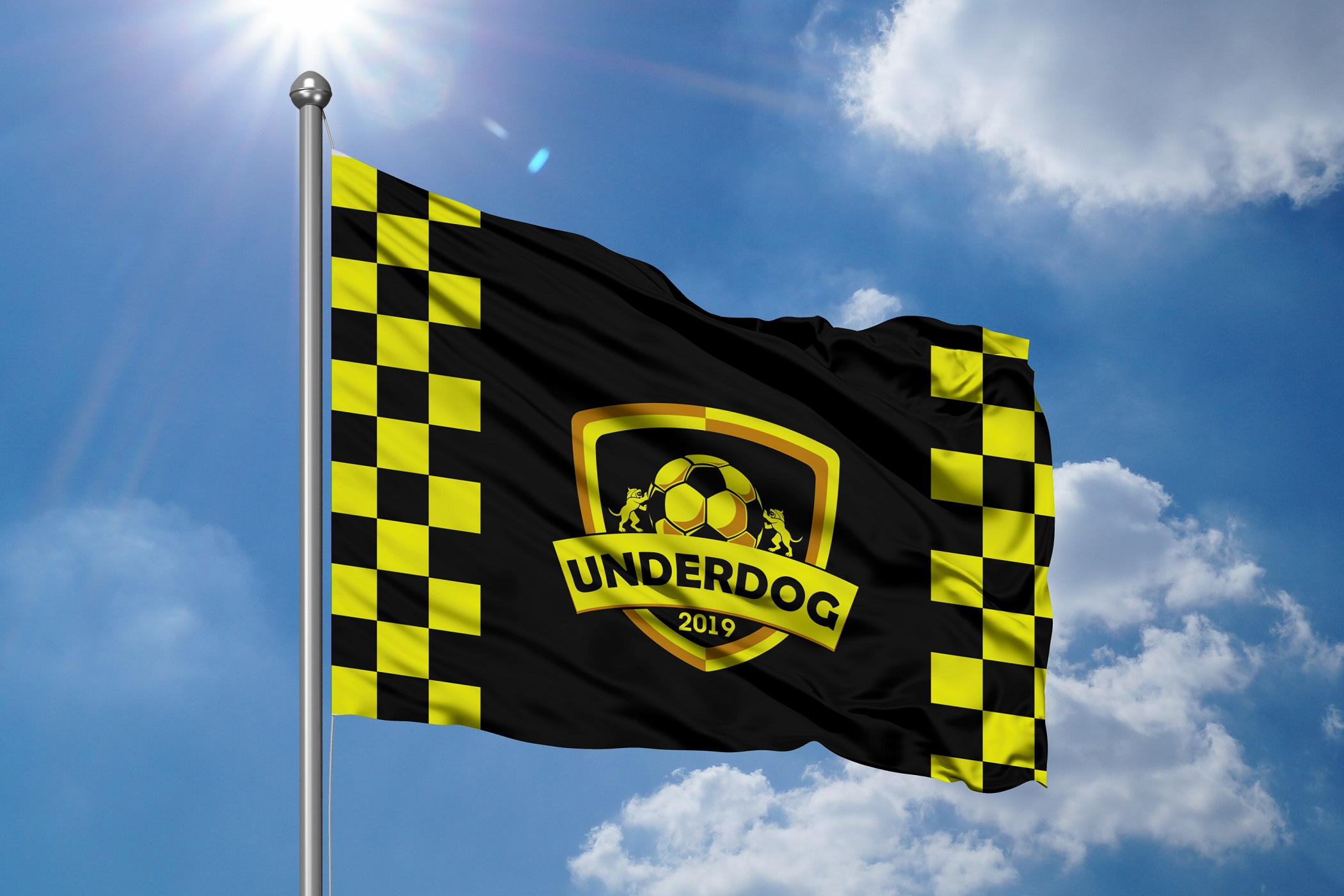 Футбольный клуб UNDERDOG - разработать фирстиль и бренд-бук фото f_0385cb1d6da5689e.jpg