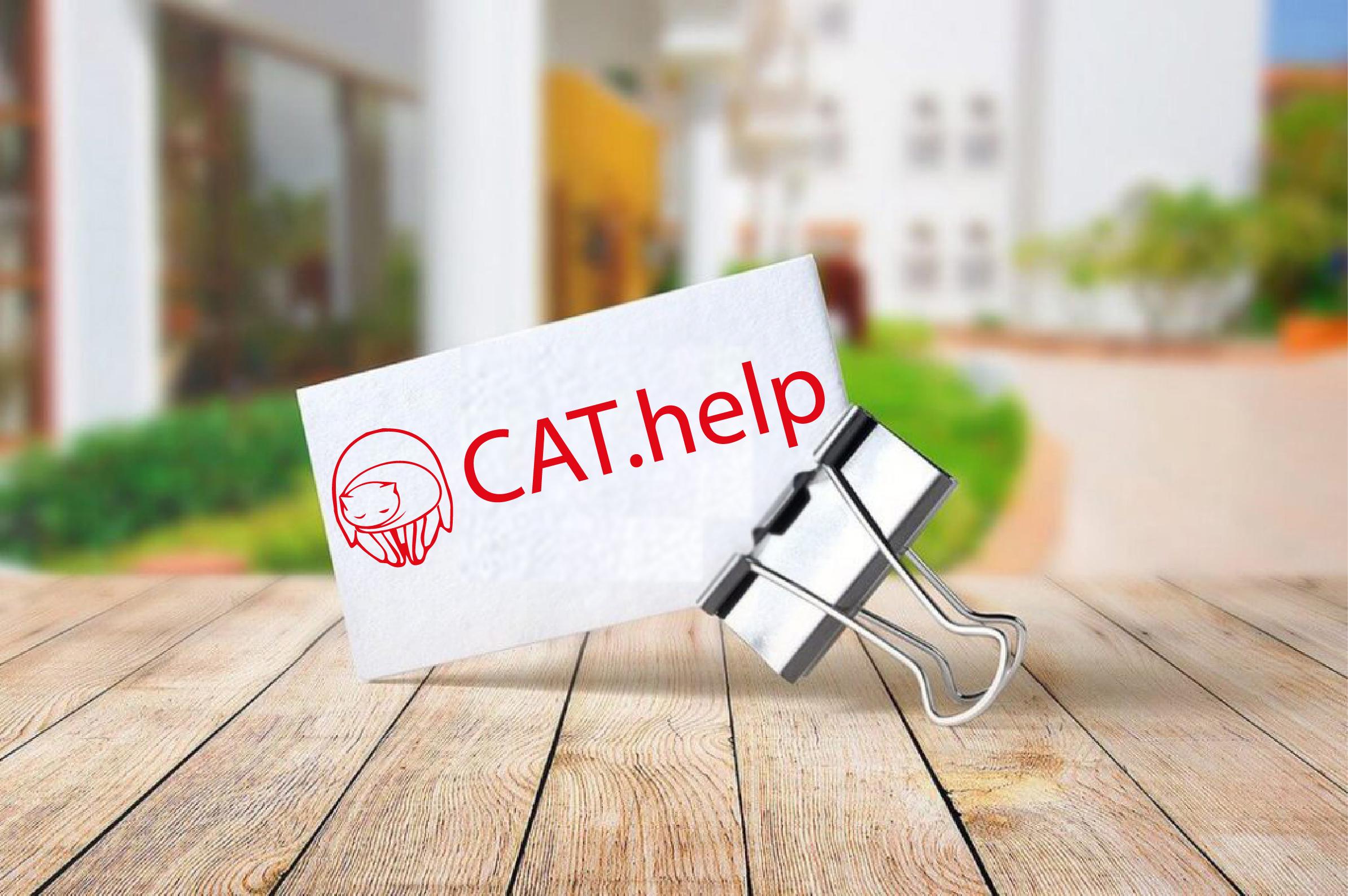 логотип для сайта и группы вк - cat.help фото f_24659db9eff2cbc0.jpg