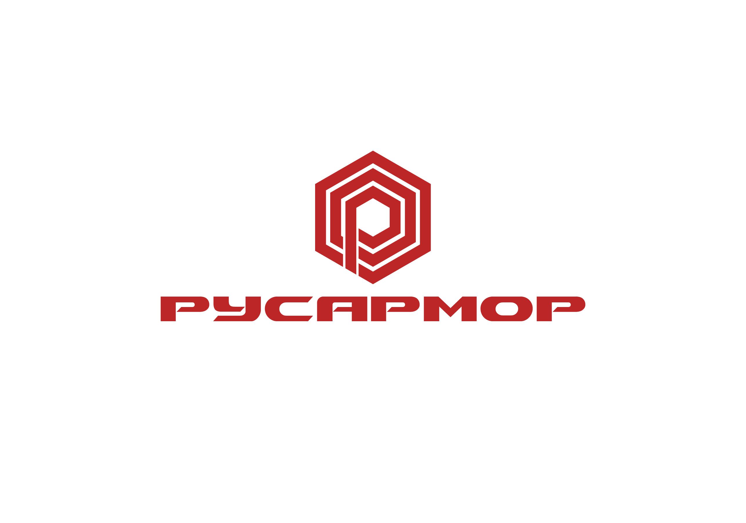 Разработка логотипа технологического стартапа РУСАРМОР фото f_4395a0bf2733b636.jpg