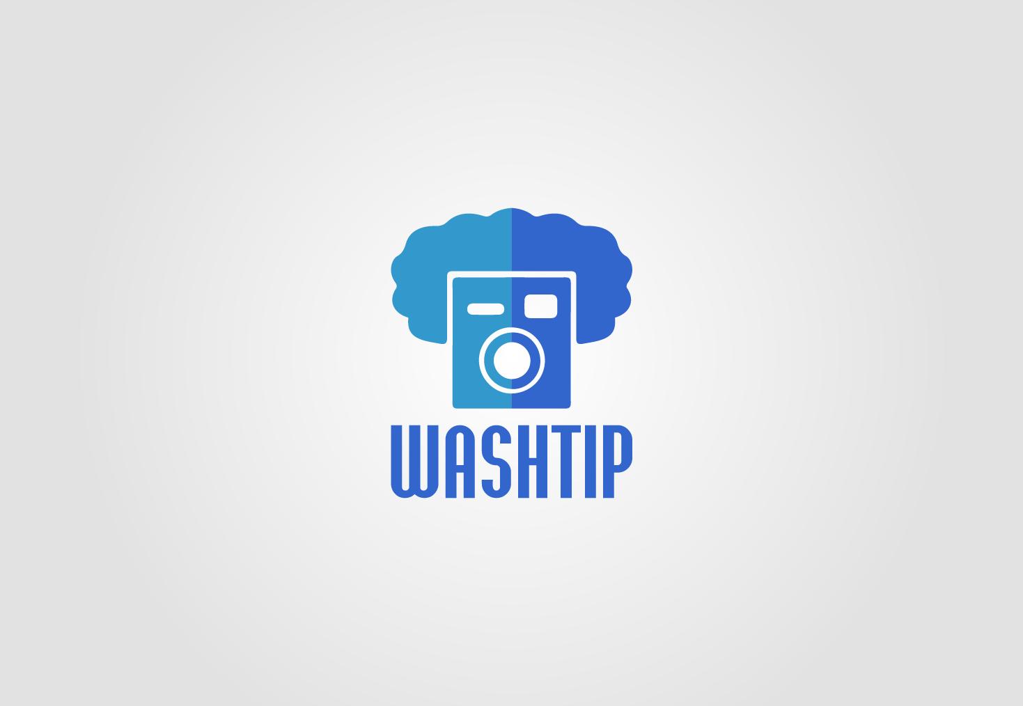 Разработка логотипа для онлайн-сервиса химчистки фото f_5135c0630857a689.png