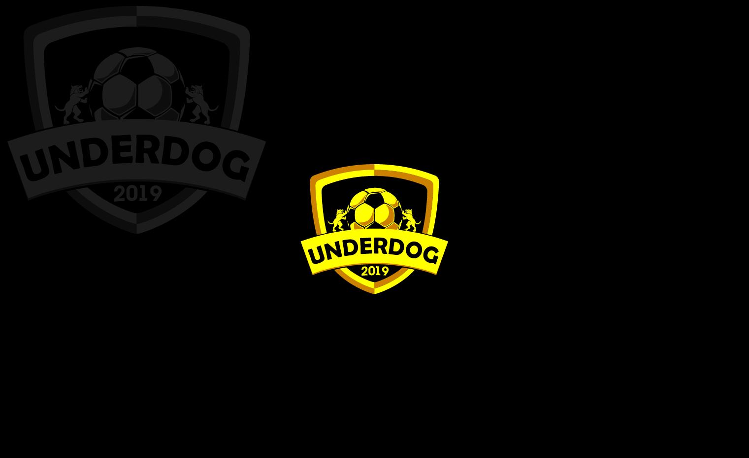 Футбольный клуб UNDERDOG - разработать фирстиль и бренд-бук фото f_5455cb1d6cc0600f.png