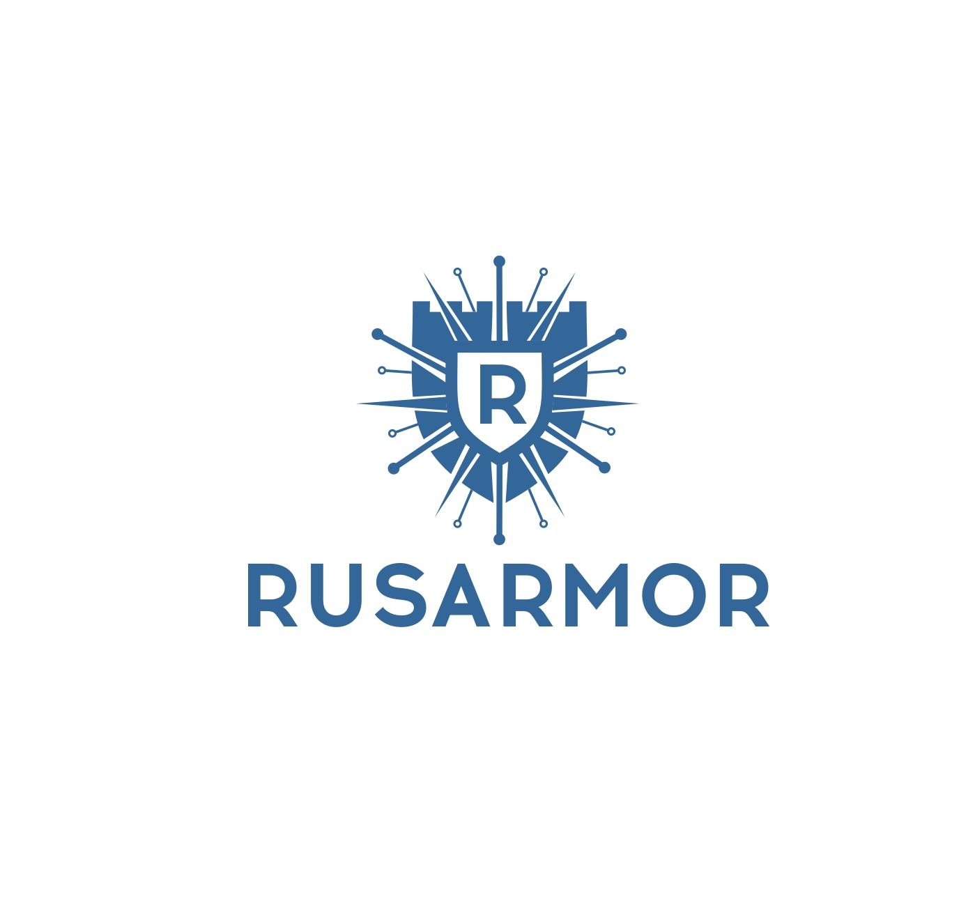 Разработка логотипа технологического стартапа РУСАРМОР фото f_1235a06aa1e84e5f.jpg