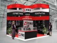 Стенд TRI Конкурс