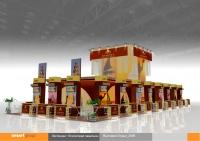 СмартГрупп-Египетский павильон