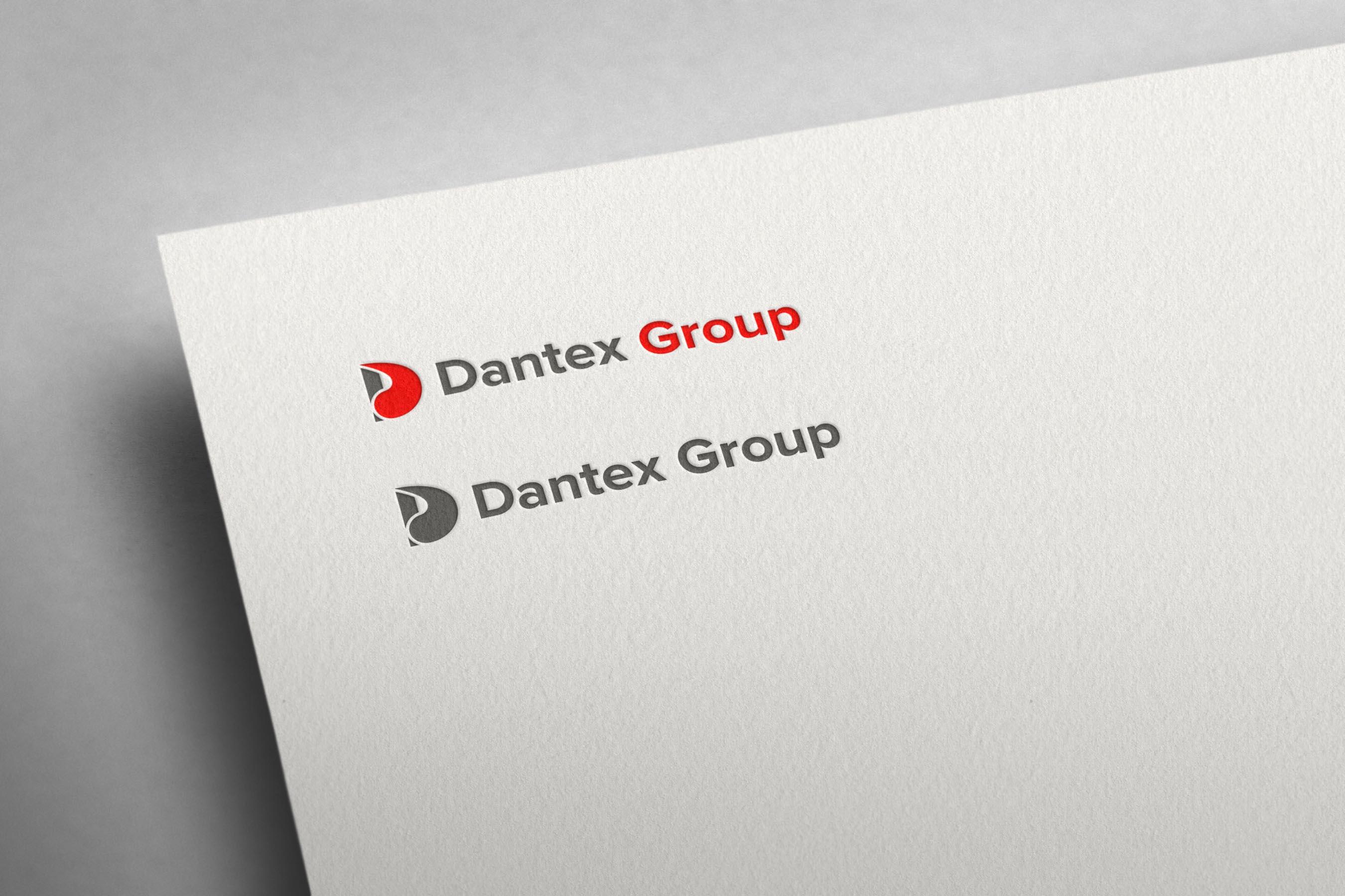 Конкурс на разработку логотипа для компании Dantex Group  фото f_7245bff735143c6a.jpg
