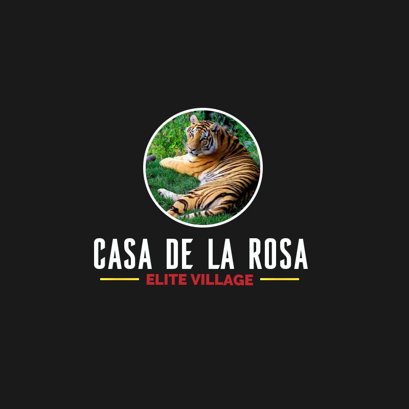 Логотип + Фирменный знак для элитного поселка Casa De La Rosa фото f_0705cd43d67afb41.png