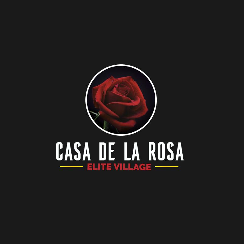 Логотип + Фирменный знак для элитного поселка Casa De La Rosa фото f_8955cd43ca341ac8.png