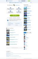 Рекомендательный туристический сервис IamStayingAt.com