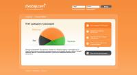 Сервис учета личных финансов Dvazap.com