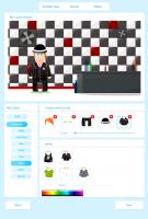 Flash приложение - создания персонажа