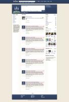 Соц сеть на религиозную тему inZion.com