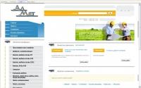 Сайт дизайн-студии Aledi.ru