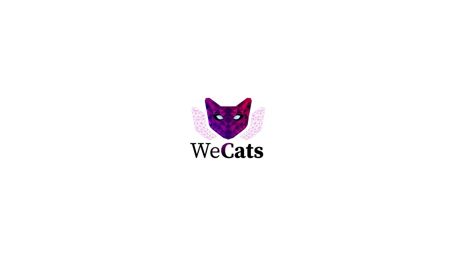 Создание логотипа WeCats фото f_8015f1afecd59bf4.jpg