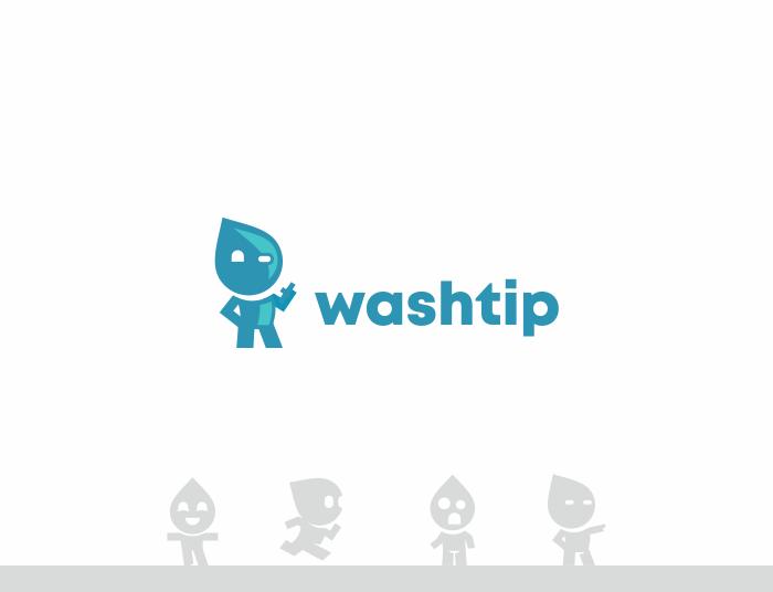Разработка логотипа для онлайн-сервиса химчистки фото f_5395c054456c6abf.png