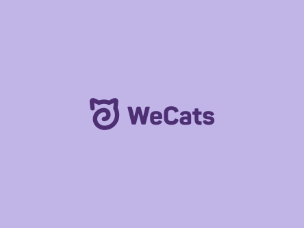 Создание логотипа WeCats фото f_6575f18537fb4296.jpg