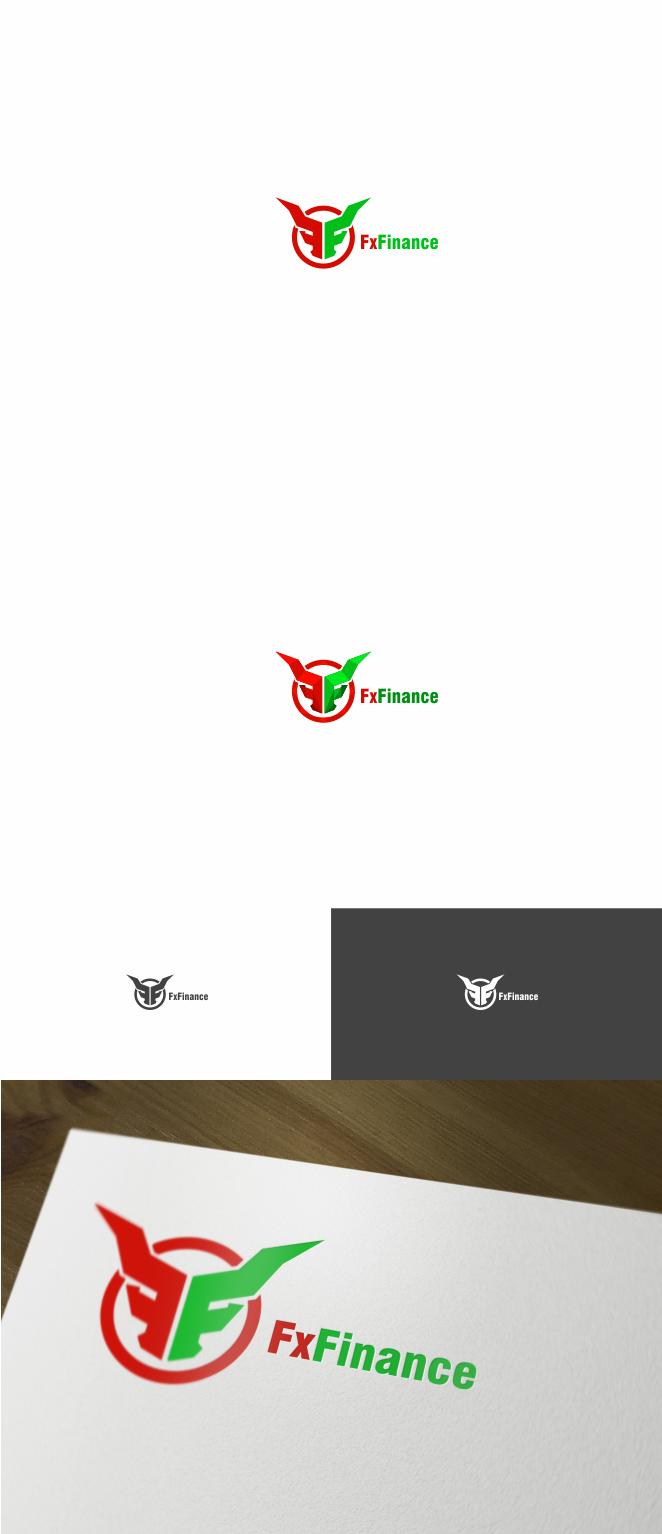Разработка логотипа для компании FxFinance фото f_98951140dafc86b1.png