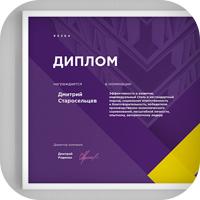 _ диплом Международная Маркетинговая Группа
