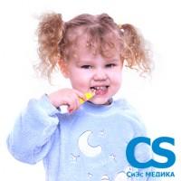 Разработка промо сайта для детских щеток (CS Medica) |  разработка игры