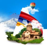 Разработка сайта под ключ, для тур. фирмы. Направление Армения