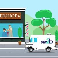 Корпоративный сайт Американского сервиса Say2b