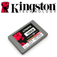 Баннер для компании Kingston (c элементом интерактива)