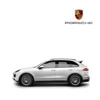 Баннер нового Porsche Cayenne