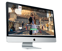 Landing Page для Event агентства (орагнизация свадеб)